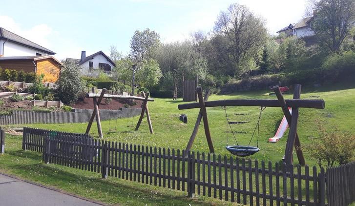 Spielplatz Pützborner Hang